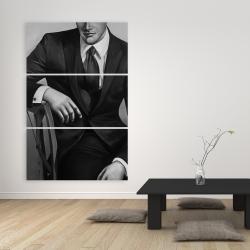 Canvas 40 x 60 - Businessman