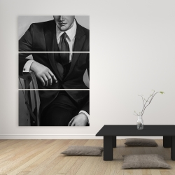Canvas 40 x 60 - Businessman