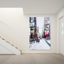 Canvas 40 x 60 - Time square