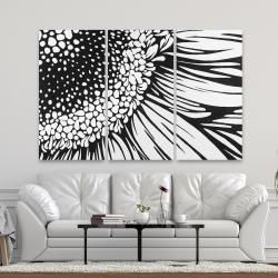 Canvas 40 x 60 - Gerbera flower