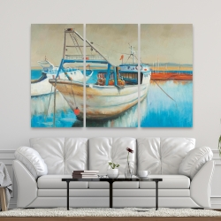 Canvas 40 x 60 - Fishing boat