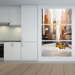 Canvas 40 x 60 - New-york city center