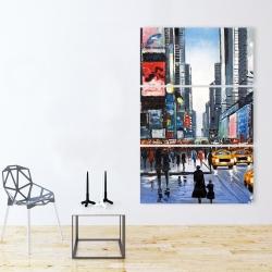 Canvas 40 x 60 - Peak hour