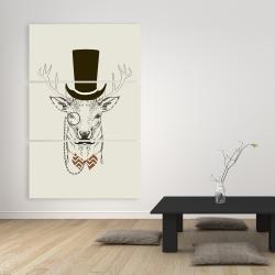 Canvas 40 x 60 - Aristocrat roe deer