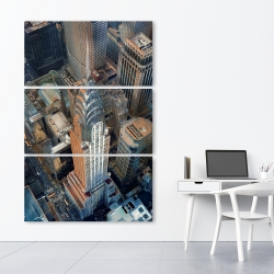 Canvas 40 x 60 - Chrysler building at nyc