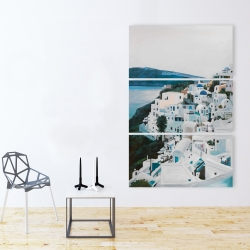 Canvas 40 x 60 - Travel in greece