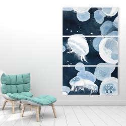 Canvas 40 x 60 - Jellyfishs