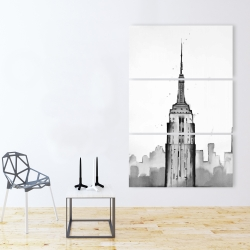 Canvas 40 x 60 - Empire state building
