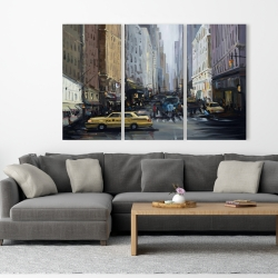 Canvas 40 x 60 - In the city