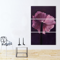Canvas 40 x 60 - Purple petals