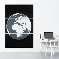 Canvas 40 x 60 - Earth