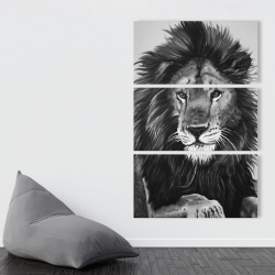 Canvas 40 x 60 - The lion king