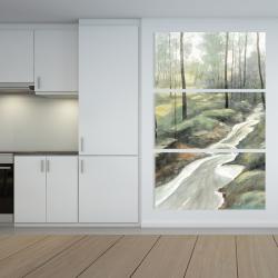 Canvas 40 x 60 - Waterfall