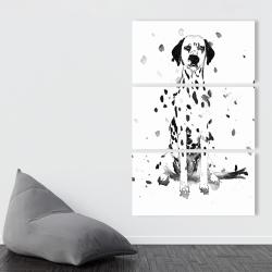 Canvas 40 x 60 - Dalmatian dog
