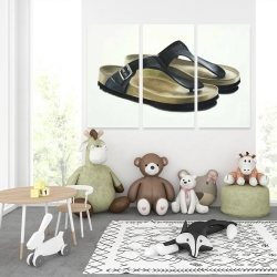 Canvas 40 x 60 - Sandals