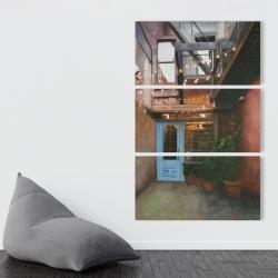 Canvas 40 x 60 - Cozy little place