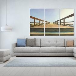 Canvas 40 x 60 - Footbridge