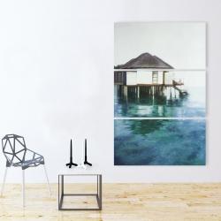 Canvas 40 x 60 - Dream travel