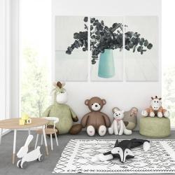 Canvas 40 x 60 - Bouquet of eucalyptus