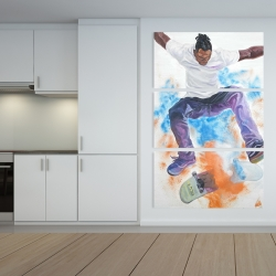 Canvas 40 x 60 - Skater