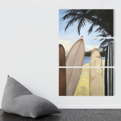 Canvas 40 x 60 - Surfboards