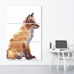 Canvas 40 x 60 - Red fox