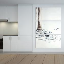 Canvas 40 x 60 - Seagull