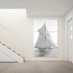 Canvas 40 x 60 - Sailing ship