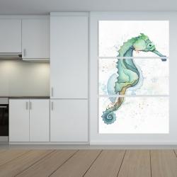 Canvas 40 x 60 - Sea horse