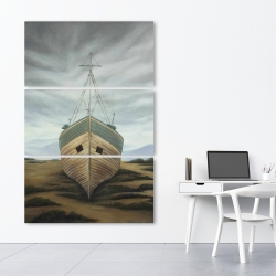Canvas 40 x 60 - Boat