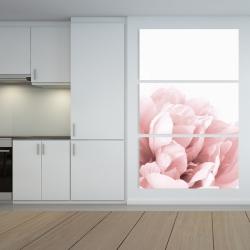 Canvas 40 x 60 - Peony flower dream