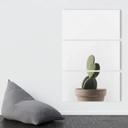 Canvas 40 x 60 - Potted cactus