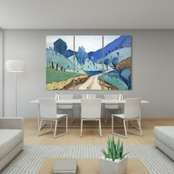 Canvas 40 x 60 - Tuscany trail