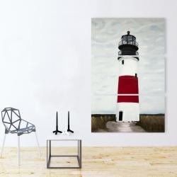Canvas 40 x 60 - Sankaty head lighthouse