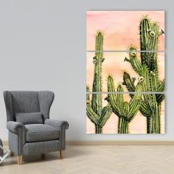 Canvas 40 x 60 - Weberocereus cactus