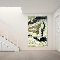 Canvas 40 x 60 - Lace agate