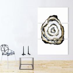 Canvas 40 x 60 - Golden agate