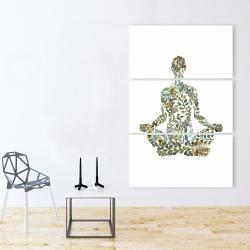 Canvas 40 x 60 - Zen attitude