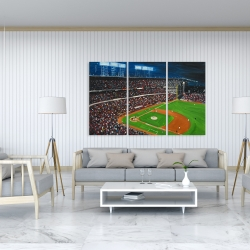 Canvas 40 x 60 - Baseball game