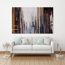 Canvas 40 x 60 - Abstract buildings