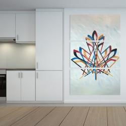 Canvas 40 x 60 - Canadian hockey