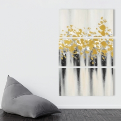 Canvas 40 x 60 - Small golden spots
