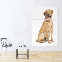Canvas 40 x 60 - Labrador retriever