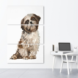 Canvas 40 x 60 - Shih-tzu