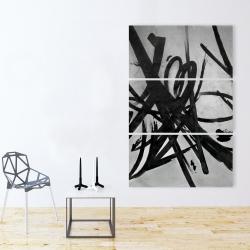 Canvas 40 x 60 - Circular strokes