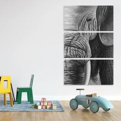 Canvas 40 x 60 - Elephant