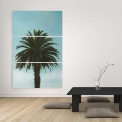 Canvas 40 x 60 - Tropical palm