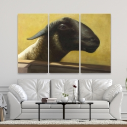 Canvas 40 x 60 - Young ram