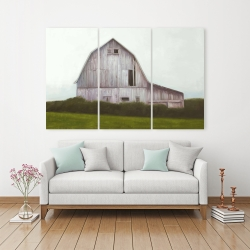 Canvas 40 x 60 - Rustic barn