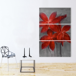 Canvas 40 x 60 - Asiatic lily